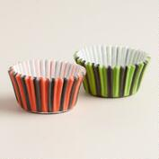 Mini Zombie Punk Cupcake Liners, 50-Count