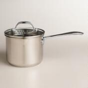 Stainless Steel Multiuse Cooking Pot