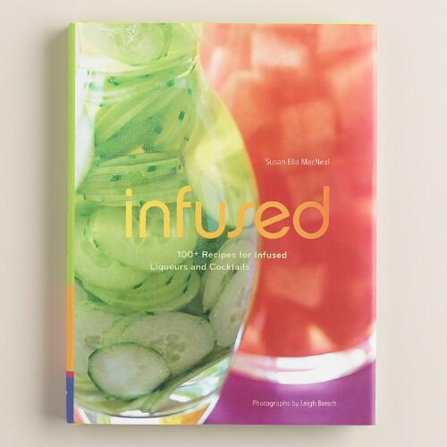 """Infused"" Cocktail Book"