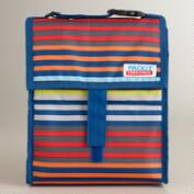 Cali Stripe PackIt Freezable Lunch Bag