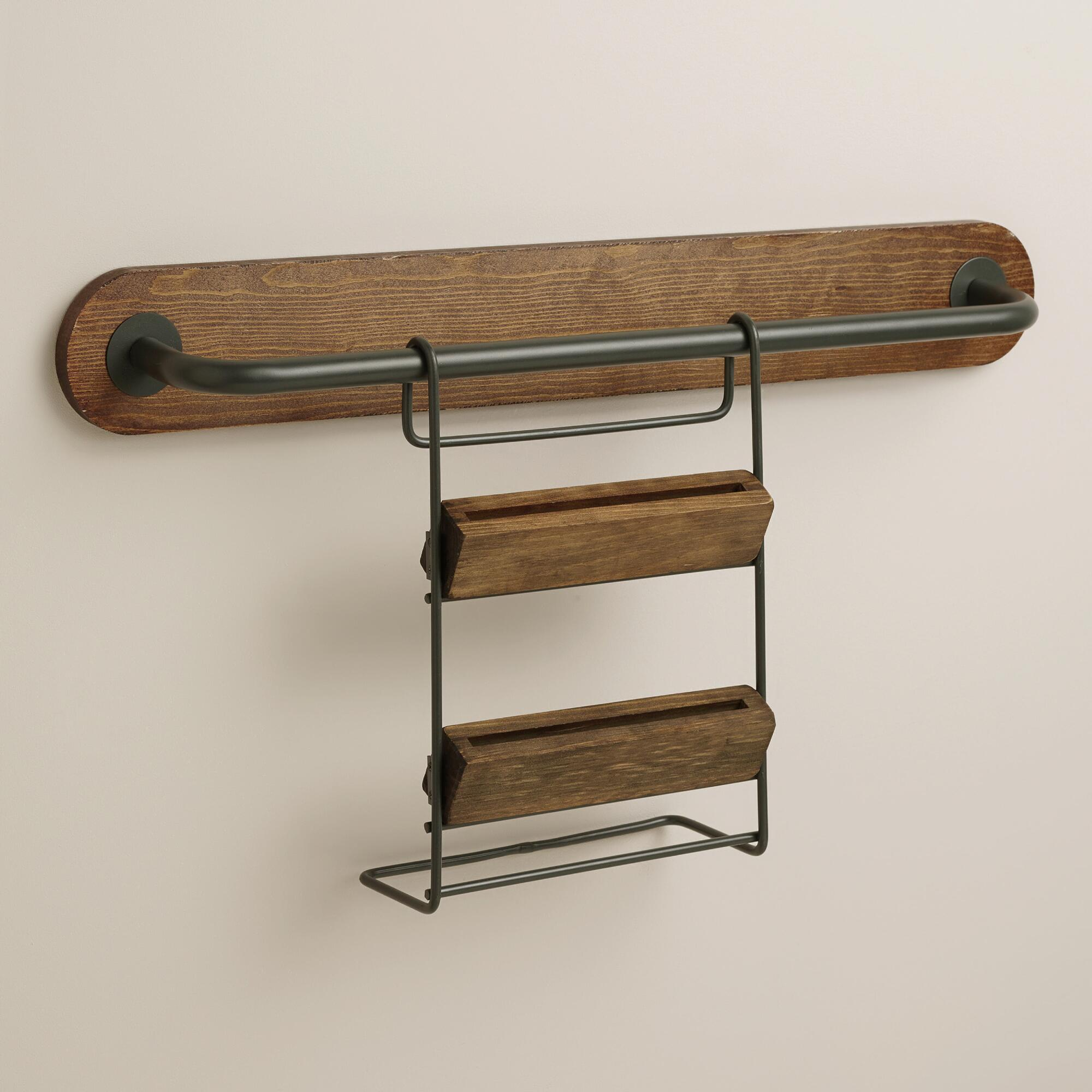 Modular Kitchen Wall Storage Knife Rack  World Market