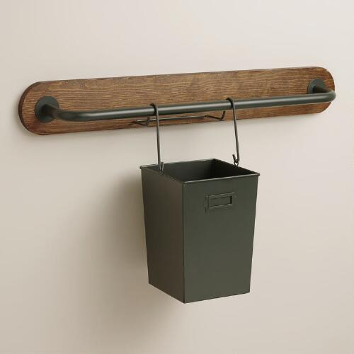 Modular Kitchen Wall Storage Cooking Utensil Caddy