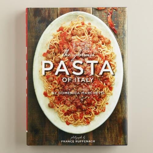 """The Glorious Pasta of Italy"" Cookbook"