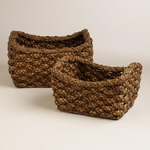 Espresso Ava Scoop Baskets
