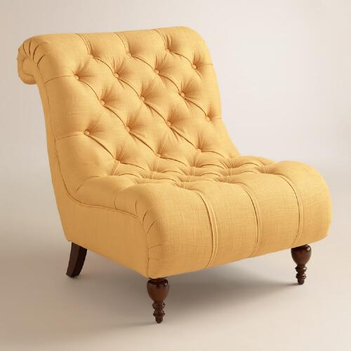 Honey Gold Devon Chair