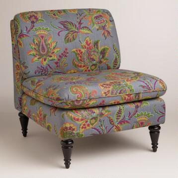 Sahara Bloom Ravenna Chair