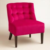 Fuchsia Lindsey Chair
