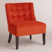 Papaya Lindsey Chair