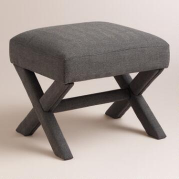 Brendan X-Base Stool