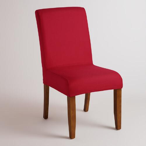 Red Anna Slipcover