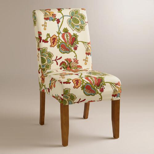 Leopold Floral Anna Slipcover