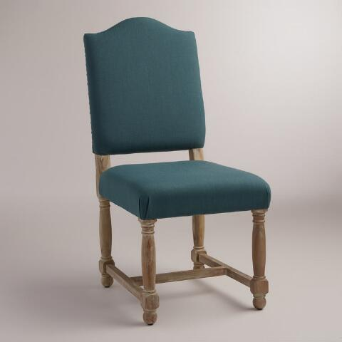 Teal Blue Maddox Chairs Set Of 2 World Market
