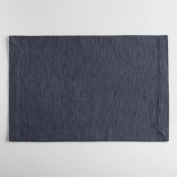 Indigo Khadi Placemats, Set of 4