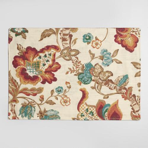 Malli Placemats, Set of 4