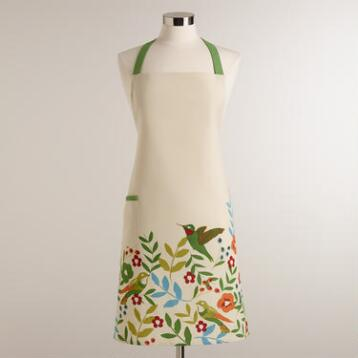 Woodland Birds Apron