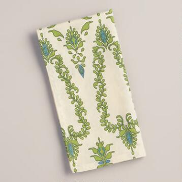 Woodland Path Napkins, Set of 4