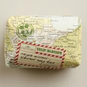 Castelbel Map Tulip Blossom Bar Soap