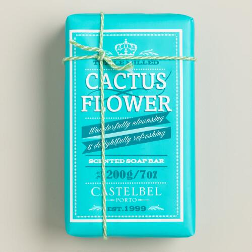Castelbel Retro Cactus Flower Soap