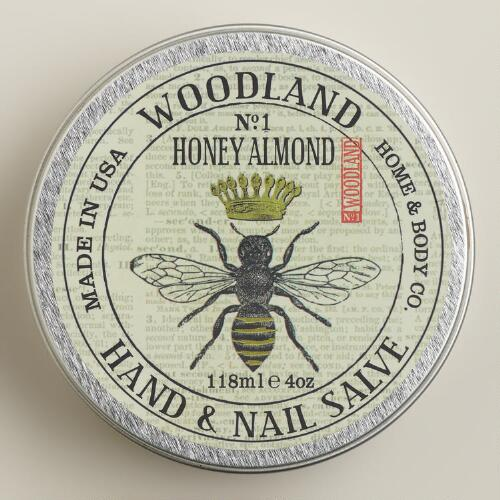 Woodland Honey Almond Salve