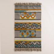 3'x5' Evee Moroccan-Inspired Felted Wool Area Rug