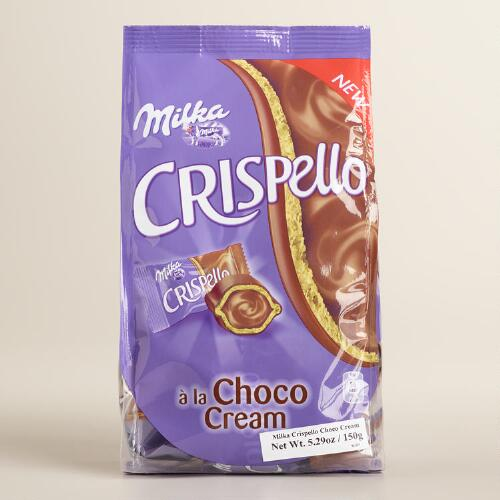 Milka Chocolate Crispello Cookies