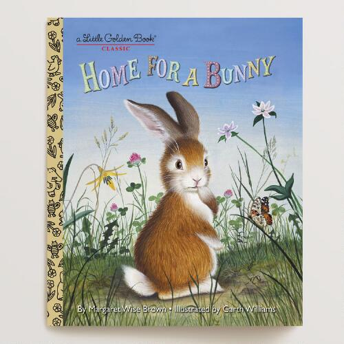 Home for a Bunny, a Little Golden Book