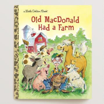 Old MacDonald Had a Farm, a Little Golden Book