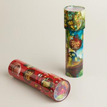 Book of Life Kaleidoscopes, Set of 2