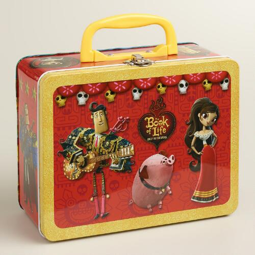 Book of Life Tin Keepsake Box