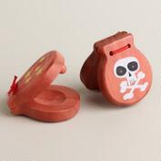 Book of Life Castanets, Set of Two
