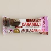 Amella Gray Sea Salt Dark Chocolate Caramels