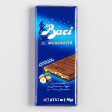 Dark Perugina Baci Bar, Set of 2