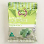 Capricorn Green Apple Licorice, Set of 8