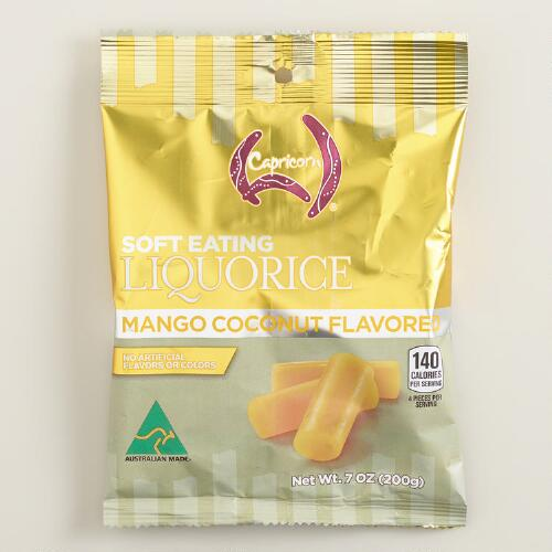 Capricorn Mango Coconut Licorice