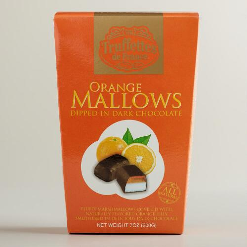 Chocmod Orange Mallows