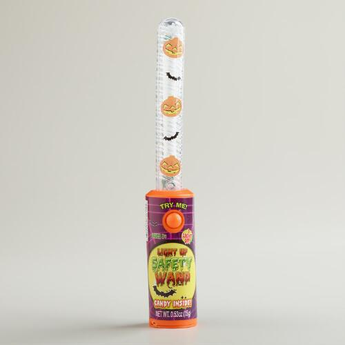 Halloween Candy Light Up Wand