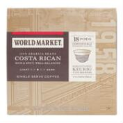 World Market® Costa Rican Tarrazu OneCup™ Coffee
