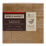World Market® French Roast OneCup™ Coffee