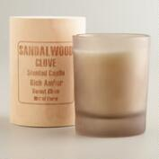 Sandalwood Boxed Candle