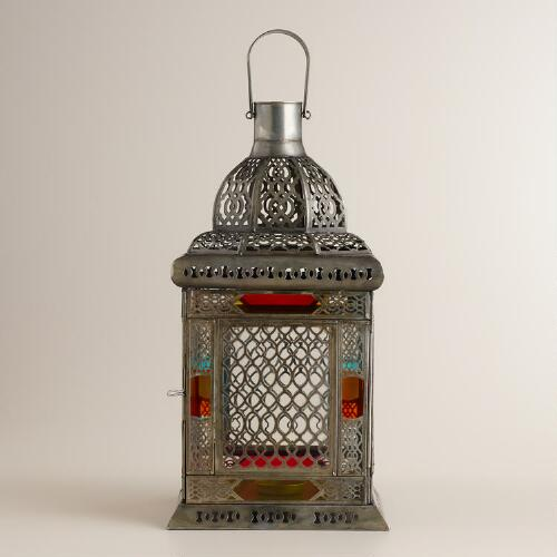 Small Abhati Ethel Tabletop Lantern