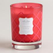 Marrakesh Saffron Boxed Candle