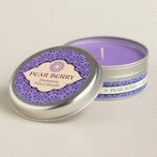 Pear Hammam Candle Tin