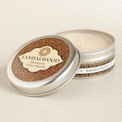 Sandalwood Hammam Candle Tin