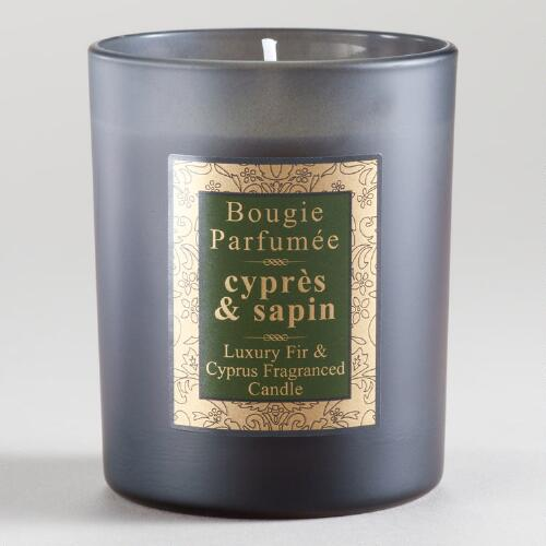 French Fir Candle