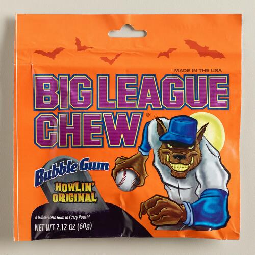 Big League Chew Gruesome Grape Gum