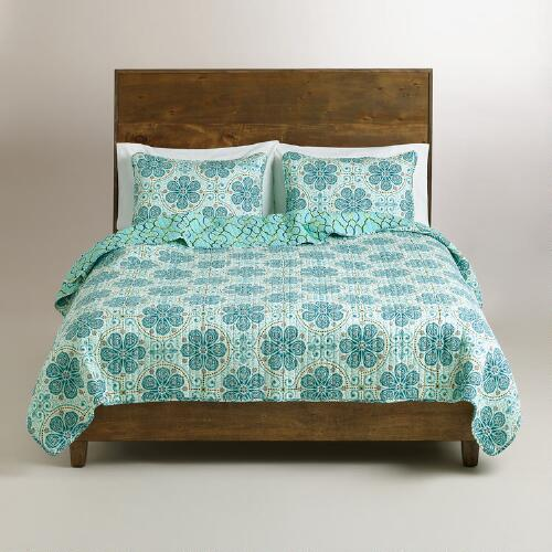 Nomad Tiles Bedding Collection