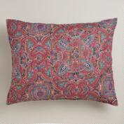 Dahlia Pillow Shams, Set of 2