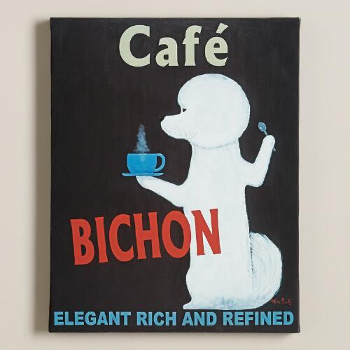 """Café Bichon"" by Ken Bailey"