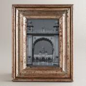 Silver and Copper Nita Frames