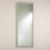 Gray Rectangular Camden Mirror